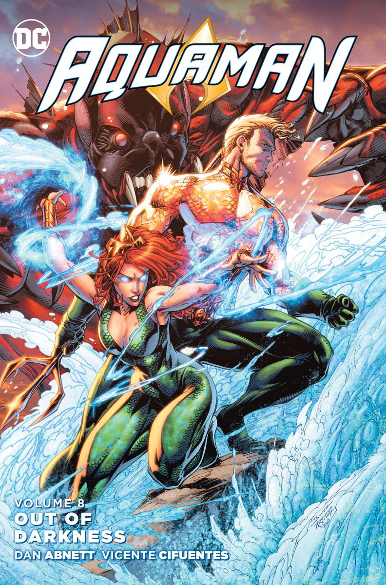 Aquaman Vol. 8: Out of Darkness aquaman volume 5 sea of storms
