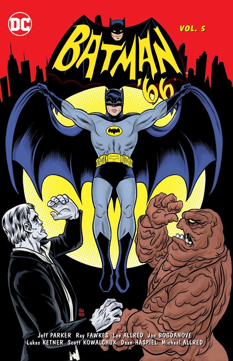 Batman '66 Vol. 5 comic vol 6