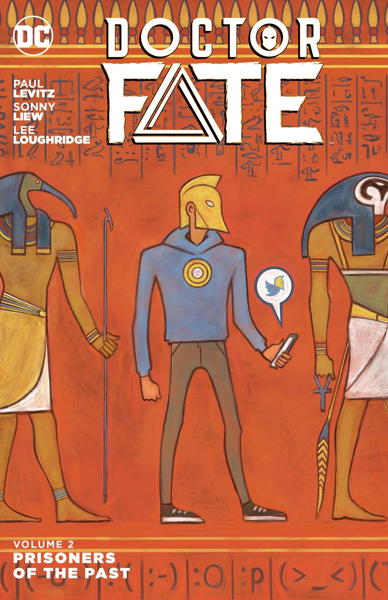 Doctor Fate Vol. 2: Prisoners of the Past le fate топ
