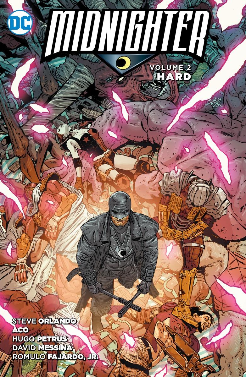Midnighter Vol. 2: Hard crusade vol 3 the master of machines