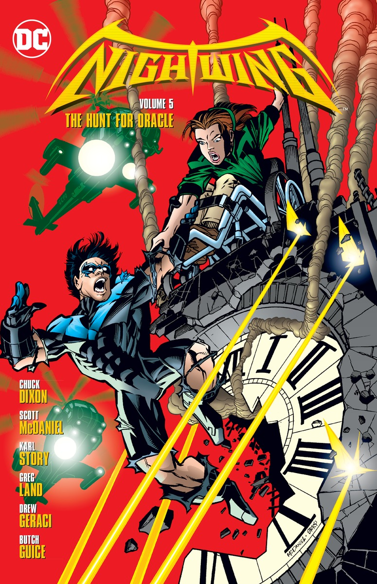 Nightwing Vol. 5: The Hunt For Oracle gto 14 days in shonan vol 5