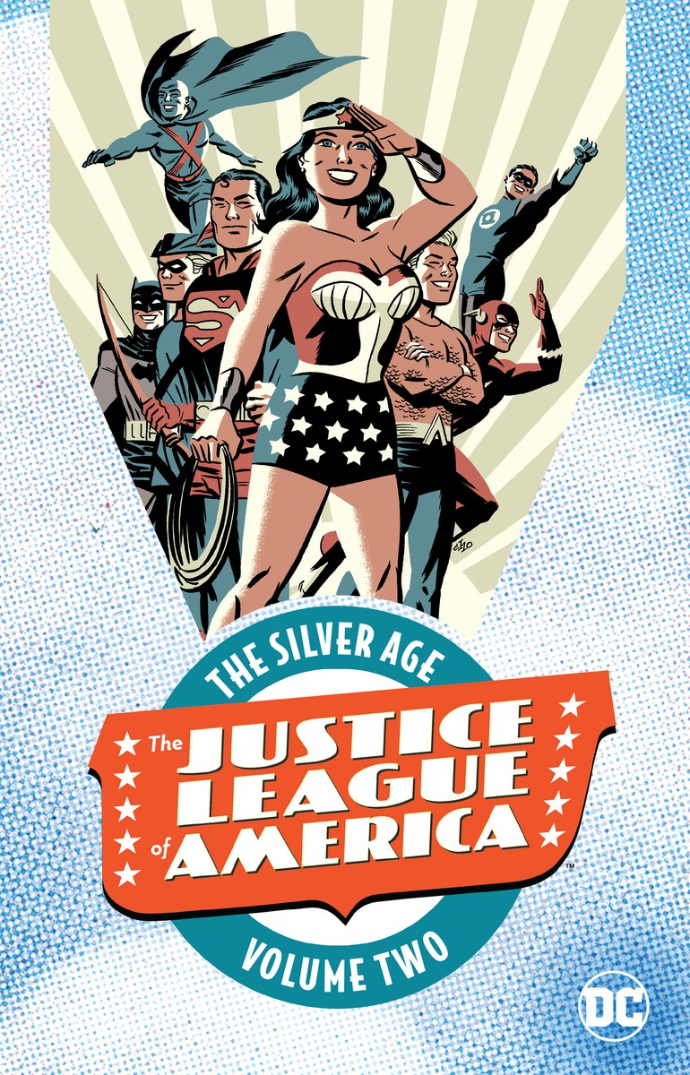 Justice League of America: The Silver Age Vol. 2 the silver chair