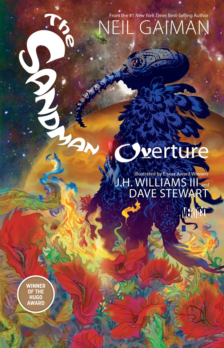 The Sandman: Overture gaiman neil sandman vol 06 new ed