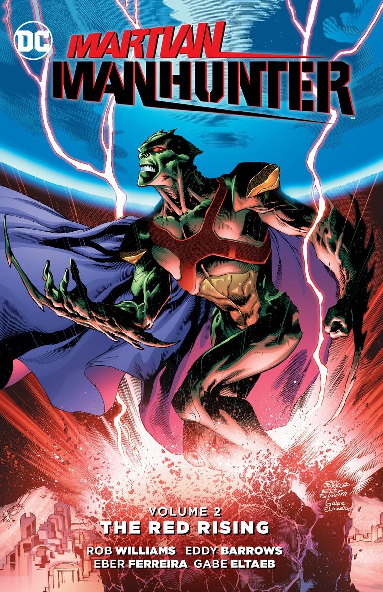 Martian Manhunter Vol. 2 justice league of america the silver age vol 3