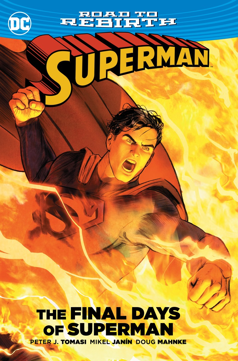 Superman: The Final Days of Superman the powers that control the world