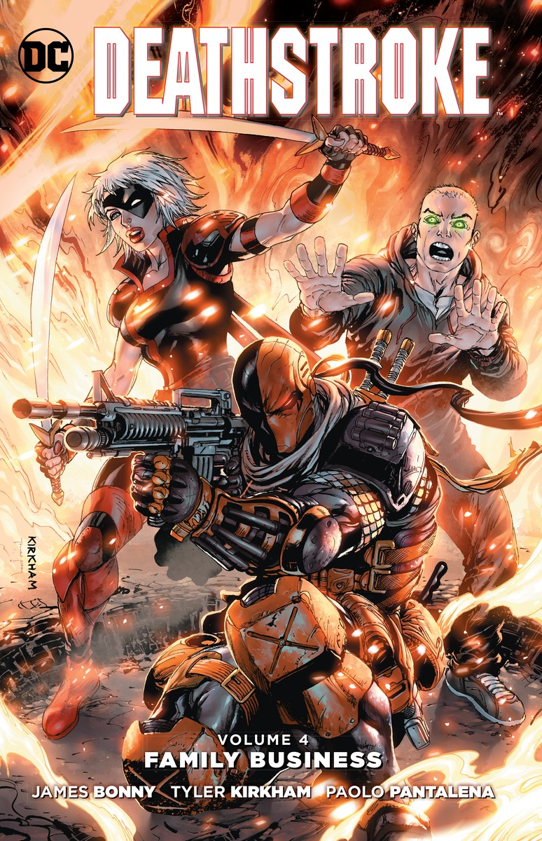 Deathstroke: Volume 4: Family Business