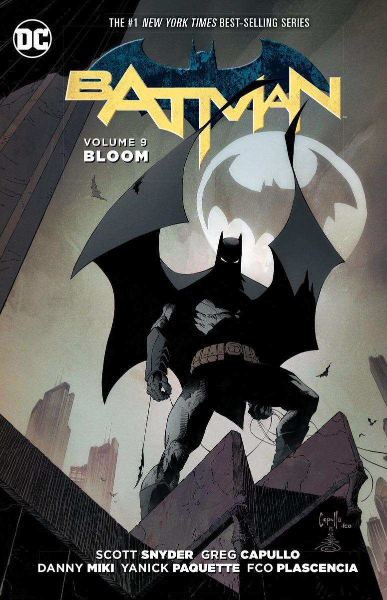 Batman Volume 9: Bloom batman detective comics volume 9 gordon at war