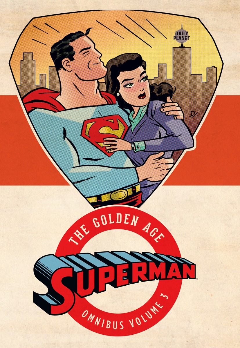 Superman: The Golden Age Omnibus Vol. 3 wonder woman the golden age omnibus vol 1