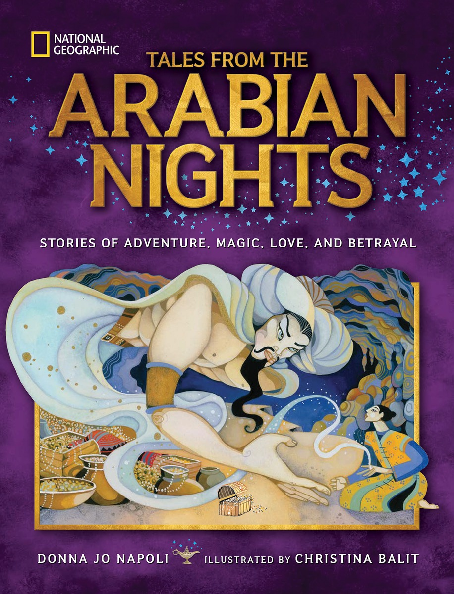 Tales From the Arabian Nights tales of the amber sea