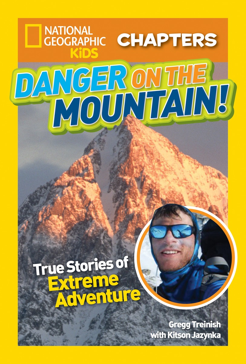 National Geographic Kids Chapters: Danger on the Mountain national geographic kids chapters living with wolves