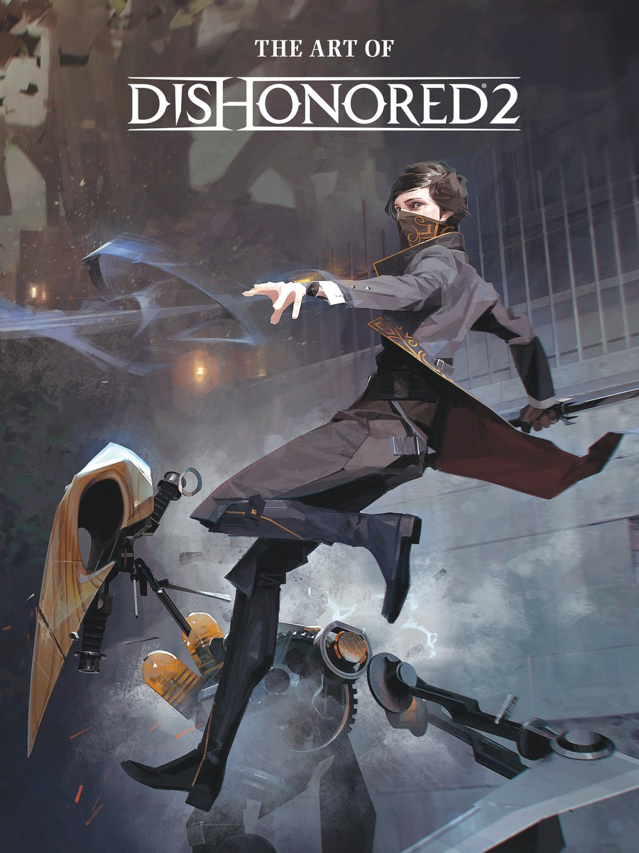 The Art of Dishonored 2 the art of battlefield 1