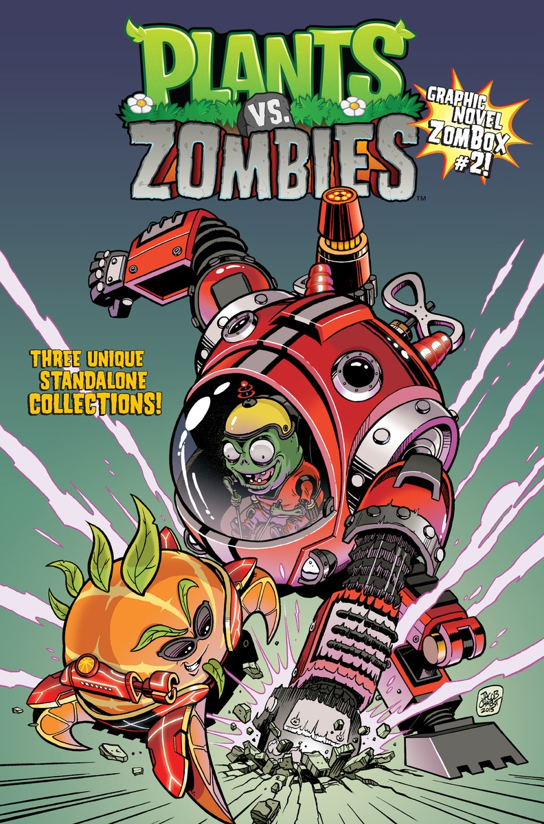 Plants vs. Zombies Boxed Set #2 the zombies колин бланстоун род аргент the zombies featuring colin blunstone