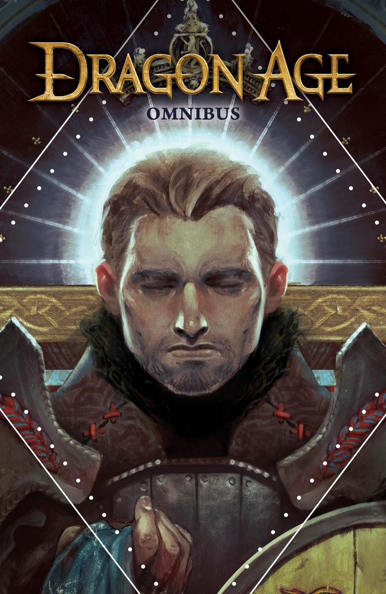 Dragon Age Omnibus gaider david dragon age volume 3
