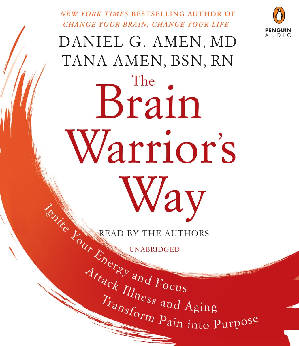 The Brain Warrior's Way words can change your brain