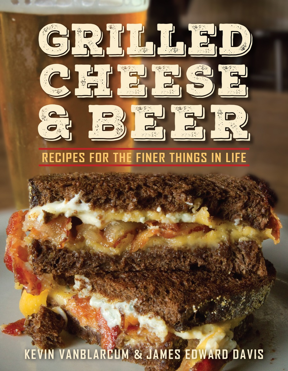 Grilled Cheese & Beer the catcher in the rye