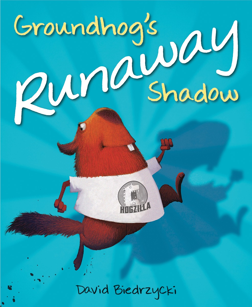 Groundhog's Runaway Shadow stands a shadow