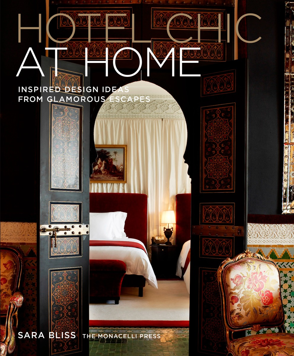 Hotel Chic at Home