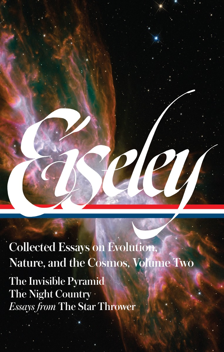 Loren Eiseley: Collected Essays on Evolution, Nature, and the Cosmos, Vol. II on sophistical refutation – on coming–to–bepassing away–on the cosmos l400 v 3 trans forster greek