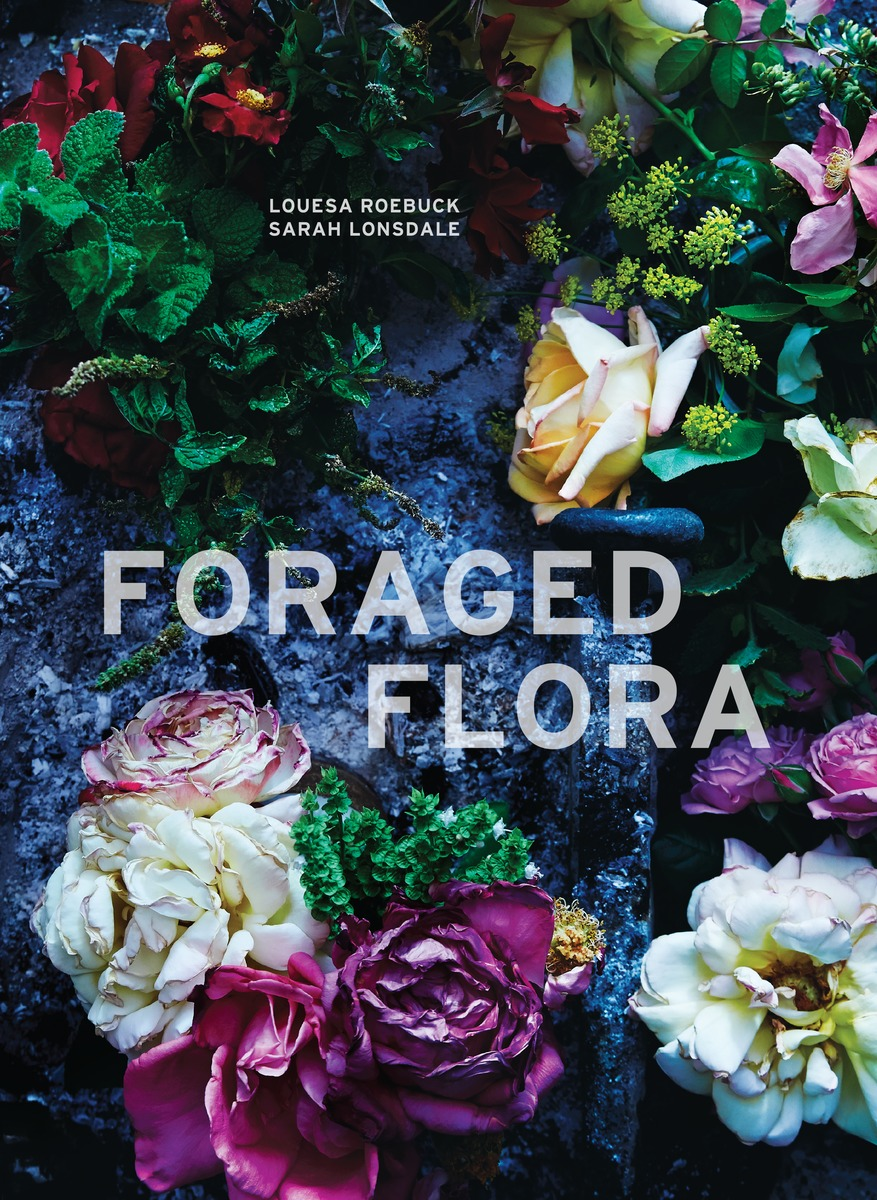 Foraged Flora 300cm 200cm about 10ft 6 5ft t background variety of lush plants photography backdropsthick cloth photography backdrop 3493 lk