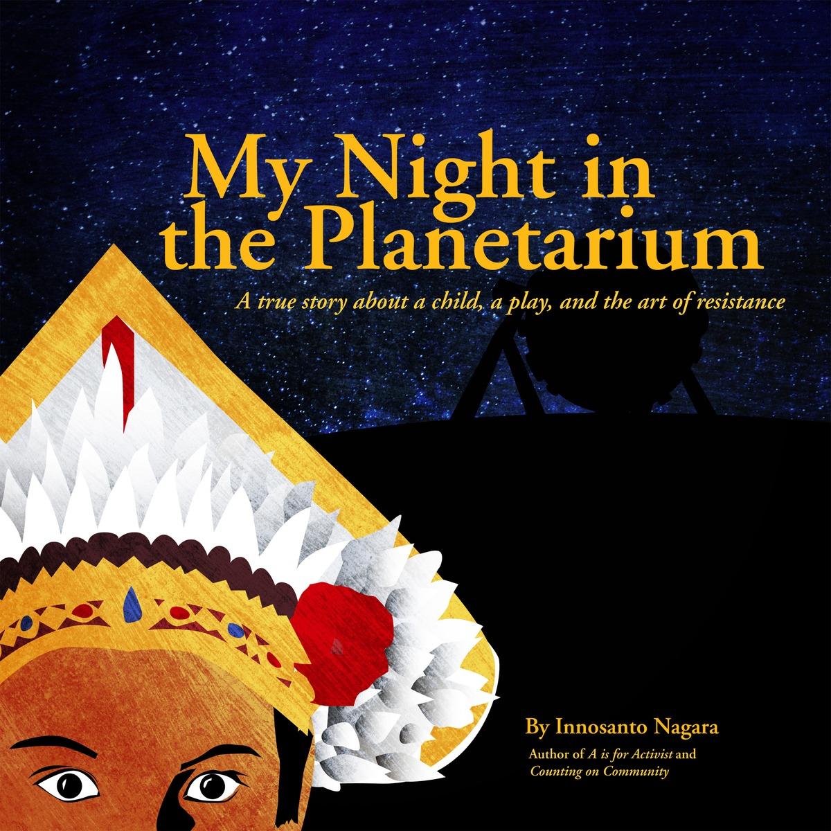 My Night in the Planetarium багажники inno