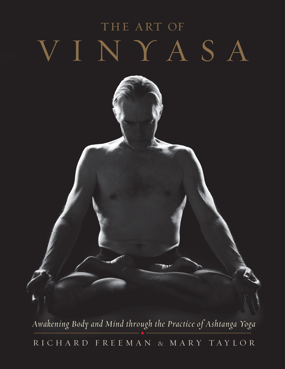 The Art of Vinyasa the art of not breathing