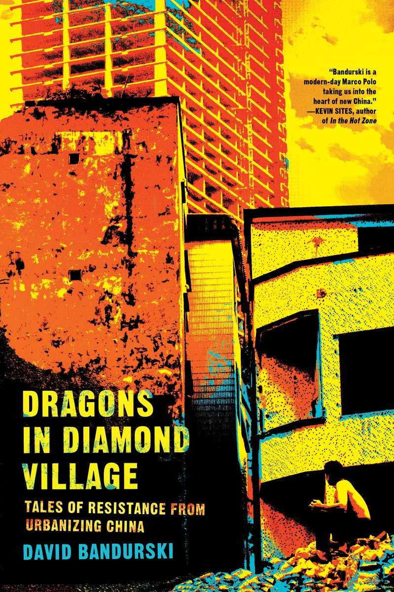 Dragons in Diamond Village duncan bruce the dream cafe lessons in the art of radical innovation