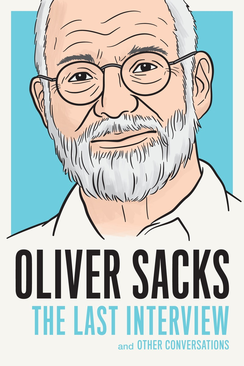 Oliver Sacks: The Last Interview a cat a hat and a piece of string