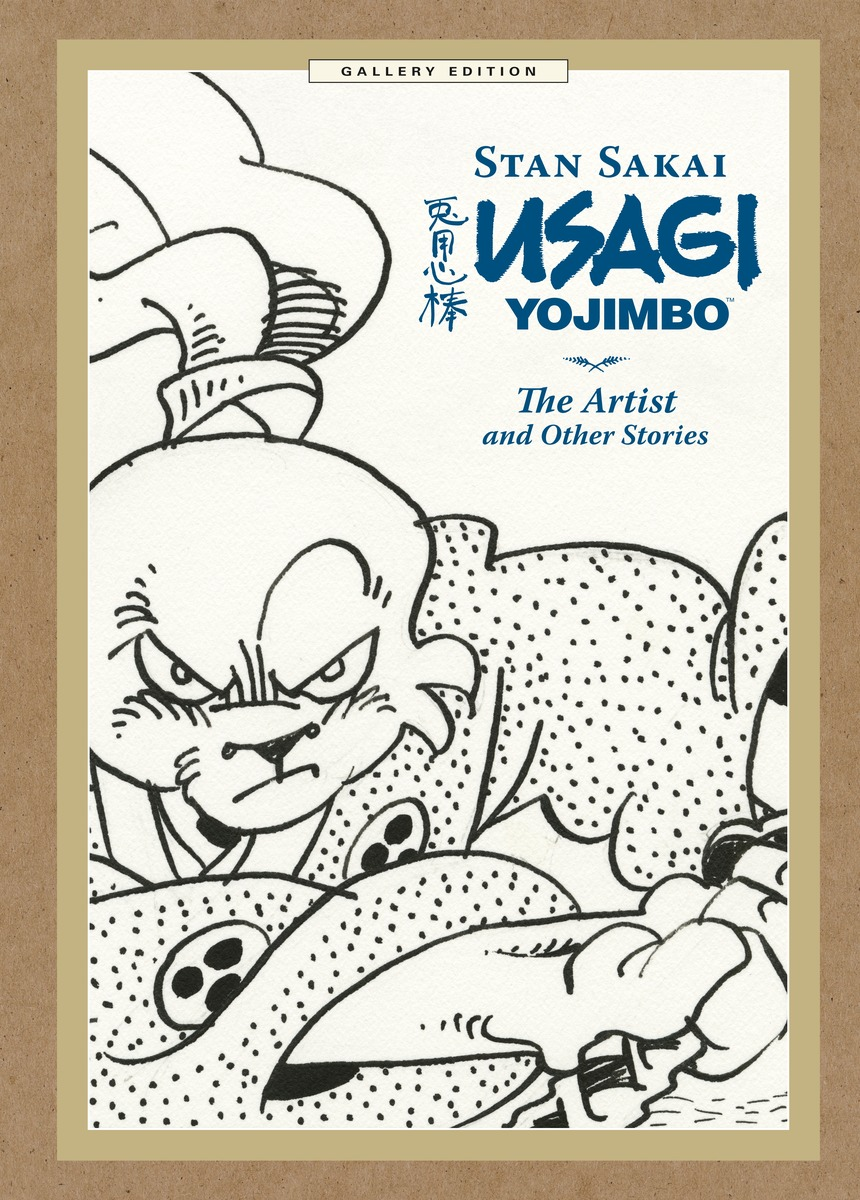Usagi Yojimbo Gallery Edition Volume 2 usagi yojimbo saga volume 7