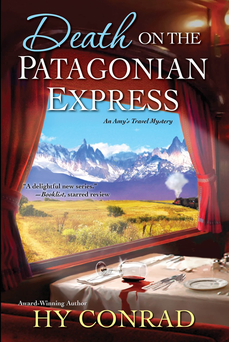 Death on the Patagonian Express on the cherubum – the sacrifices of abel
