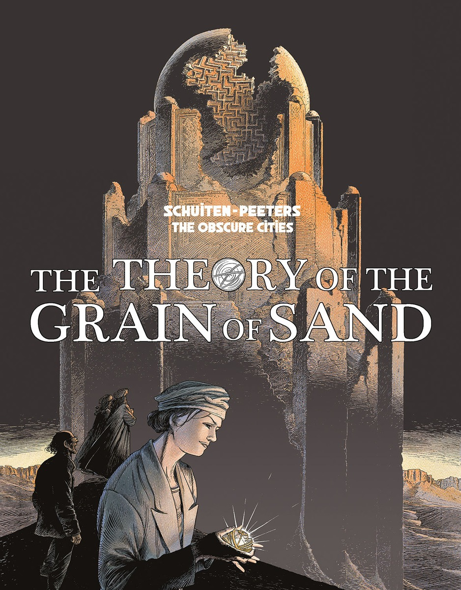 The Theory of the Grain of Sand the track of sand page 1
