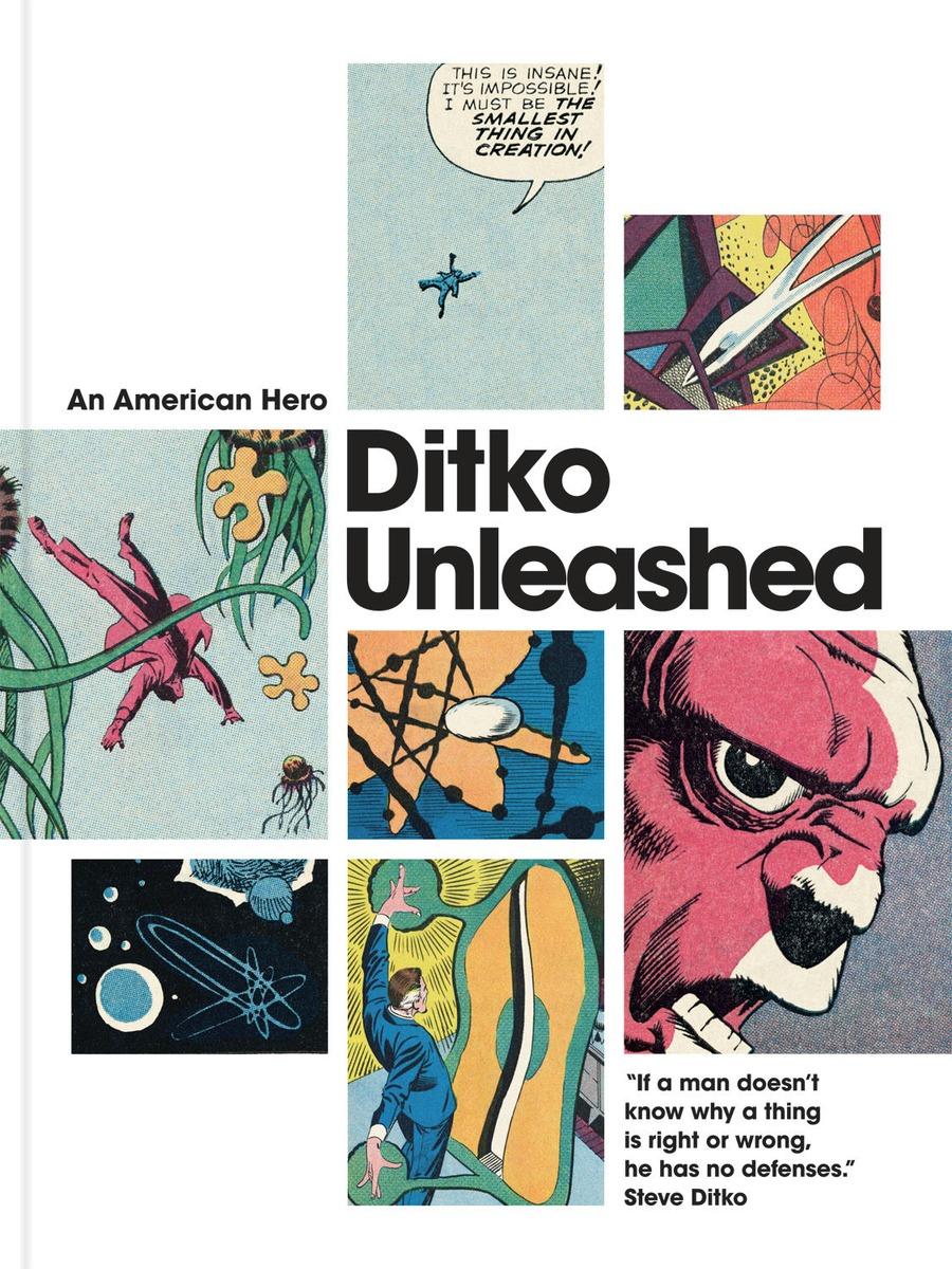 Ditko Unleashed! unleashed