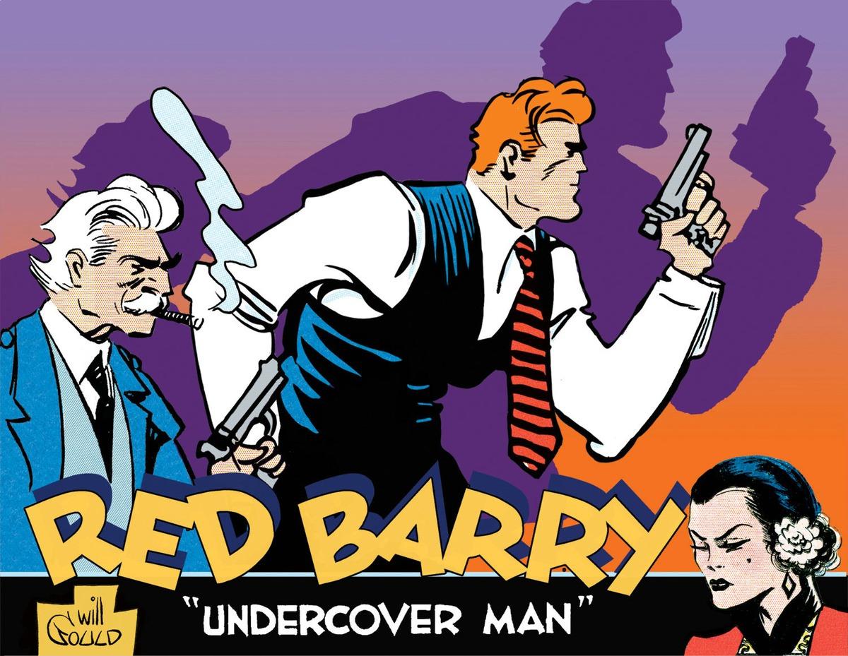 где купить  Red Barry: Undercover Man Volume 1 1934-1935  по лучшей цене