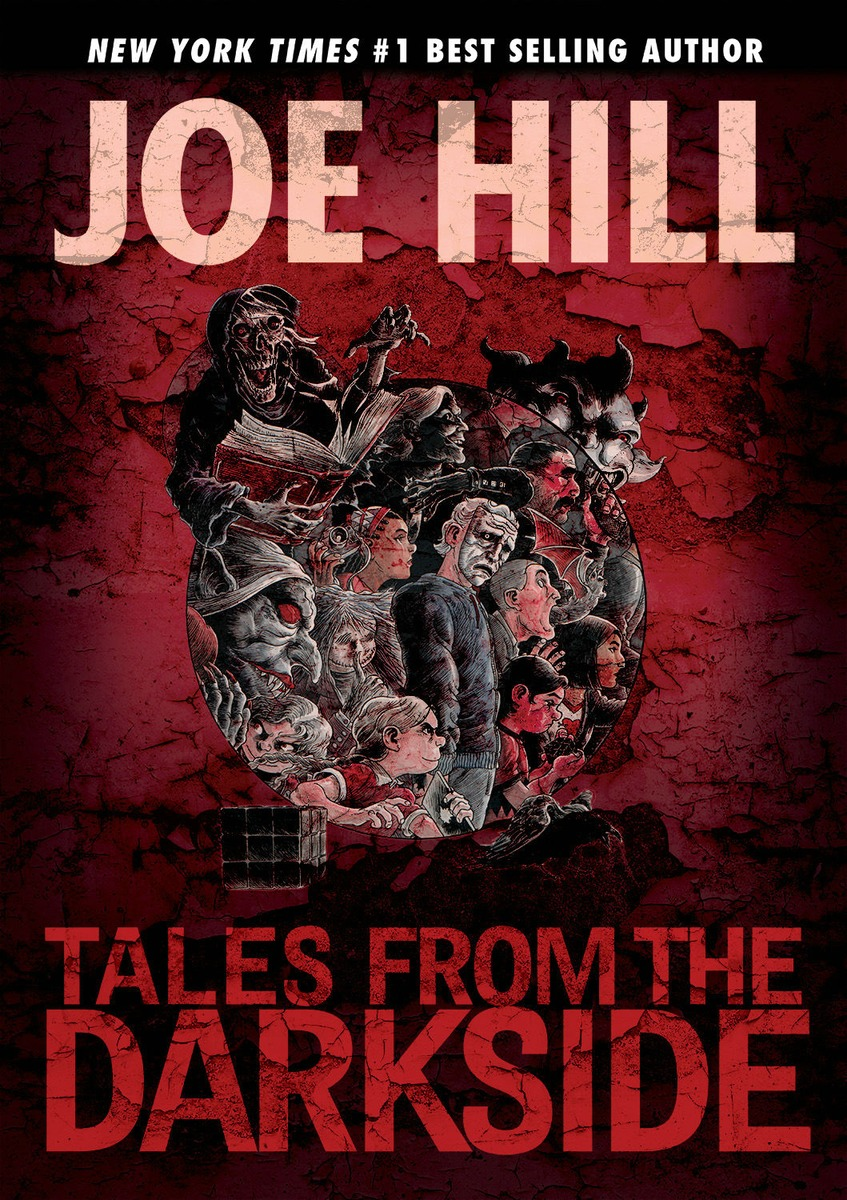 Tales from the Darkside: Scripts by Joe Hill робошар sphero ollie darkside