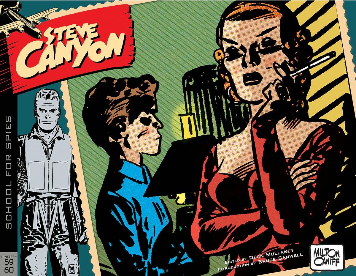Steve Canyon Volume 7: 1959-1960 steve madden st170awmar56
