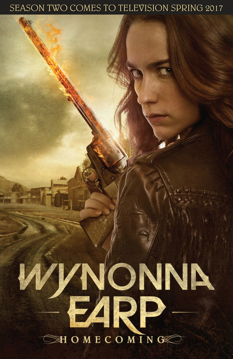 Wynonna Earp, Vol. 1: Homecoming inhuman vol 1