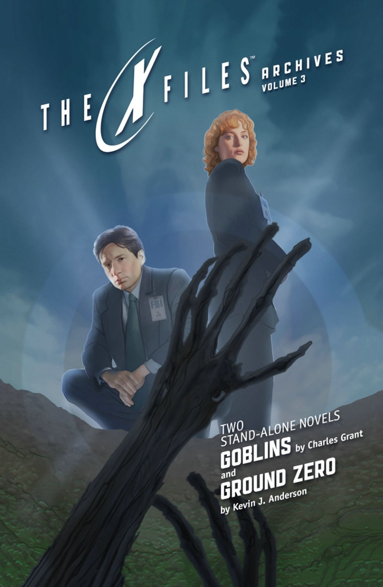 X-Files Archives Volume 3: Goblins & Ground Zero inhuman volume 3