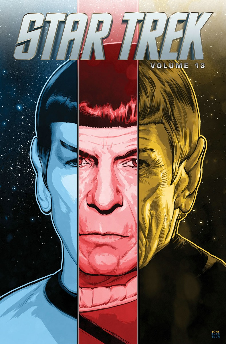 Star Trek: Volume 13
