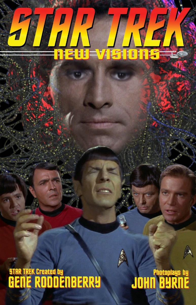 цена на Star Trek: New Visions: Volume 4