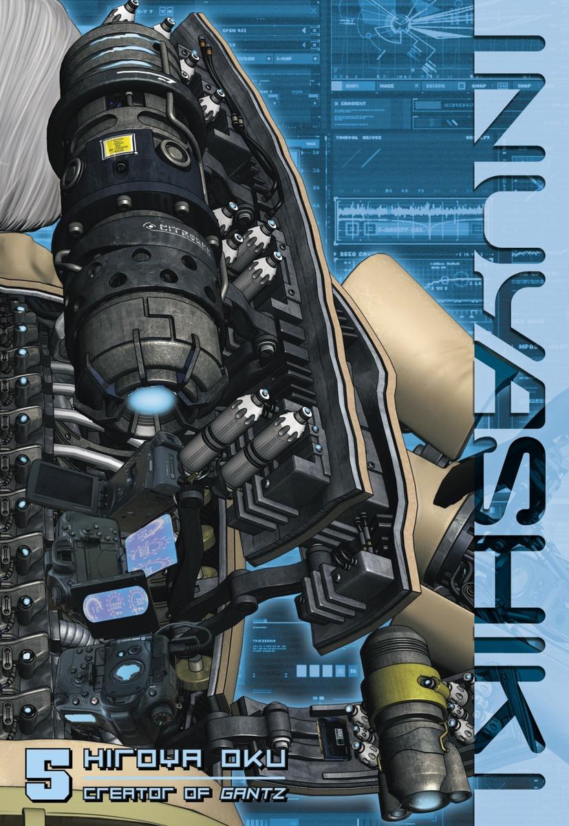 Inuyashiki 5 цена и фото
