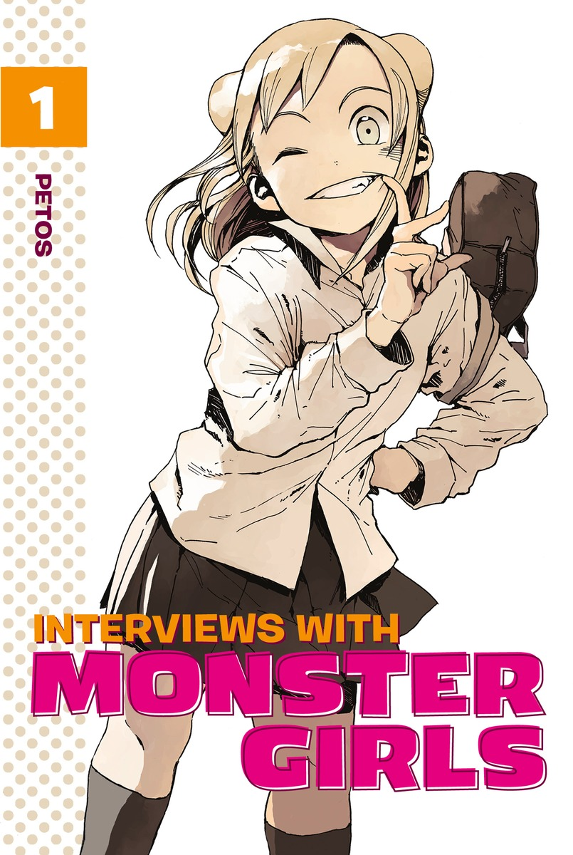 Interviews with Monster Girls 1 pavol kristian acridine isothiocyanates chemistry and biology