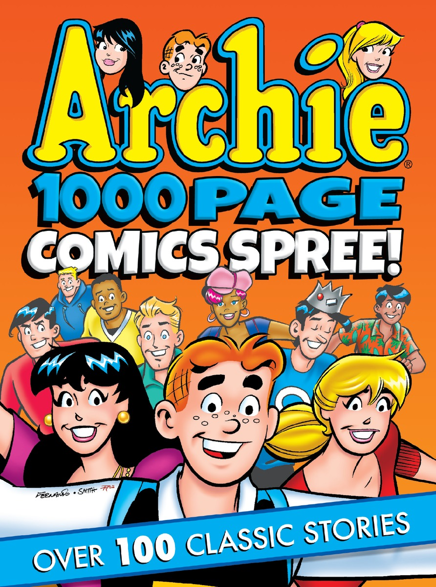 Archie 1000 Page Comics Spree archie married life book 1 page 2