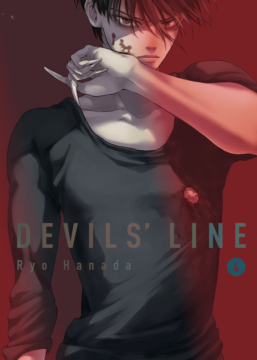 Devils' Line, 4 the salmon who dared to leap higher