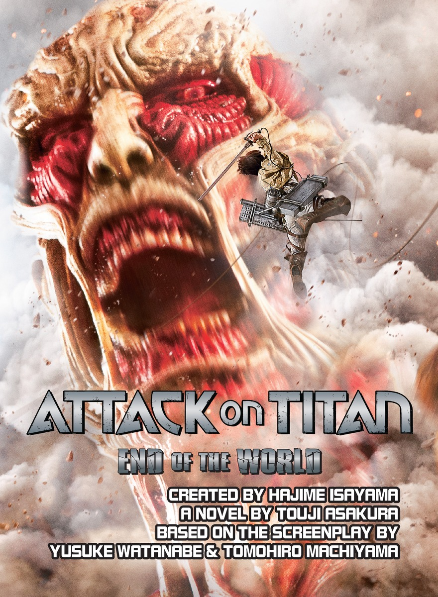 Attack on Titan: End of the World attack on titan harsh mistress of the city part 2