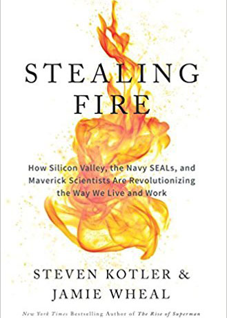 Stealing Fire: How Silicon Valley, the Navy SEALs, and Maverick Scientists Are Revolutionizing the Way We Live and Work neurobiology of addictions