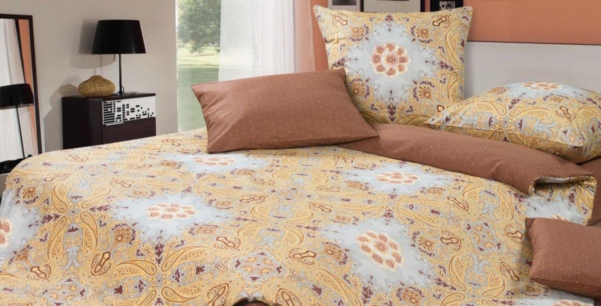 Комплект белья Ecotex Гармоника Александрия, 1,5-спальный, наволочки 70х70КГ1Комплект белья Ecotex Гармоника - это уникальное сочетание мягкости и нежности благородного сатина со свежими дизайнерскими решениями. Комплект выполнен из ткани сатин-комфорт. Шелковистая нежность и воздушная мягкость натуральной, экологически чистой ткани наполнит ваш день гармонией. Комплект состоит из пододеяльника, простыни и двух наволочек. Изделия дополнены красивым рисунком. Сатиновая коллекция Гармоника рассчитана на взыскательных потребителей, ценящих стиль, оригинальный дизайн, комфорт и нежное прикосновение ткани.