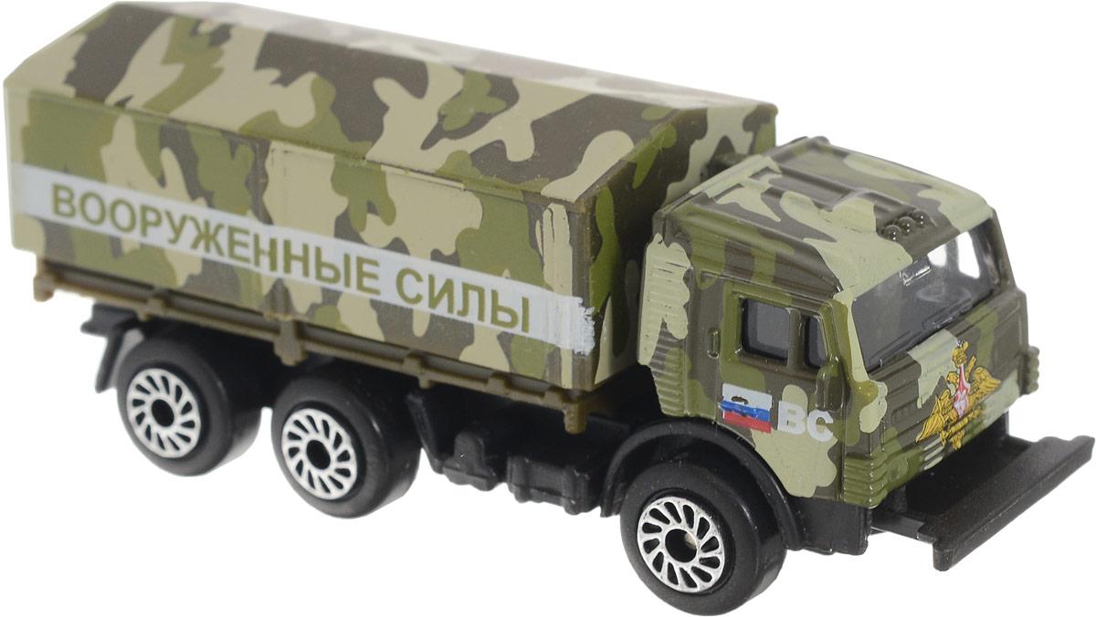 ТехноПарк Автомобиль КамАЗ Вооруженные силы