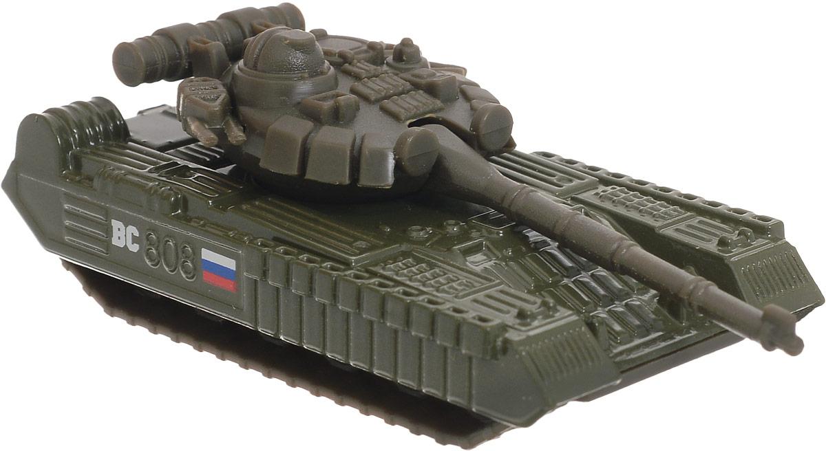 ТехноПарк Танк T-90 цвет темно-зеленый