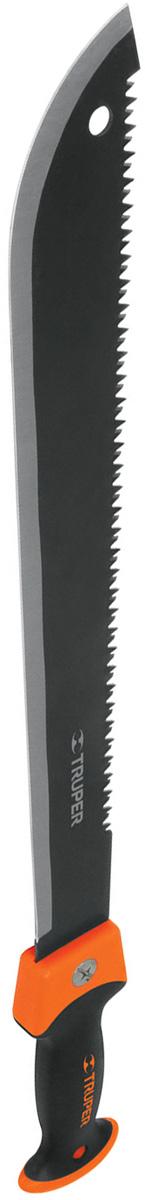 Мачете двустороннее Truper, 45,72 см набор садового инструмента truper длинный 4 предмета