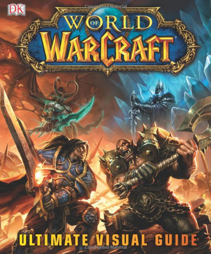 World of Warcraft: Ultimate Visual Guide david abner j visual guide to etfs