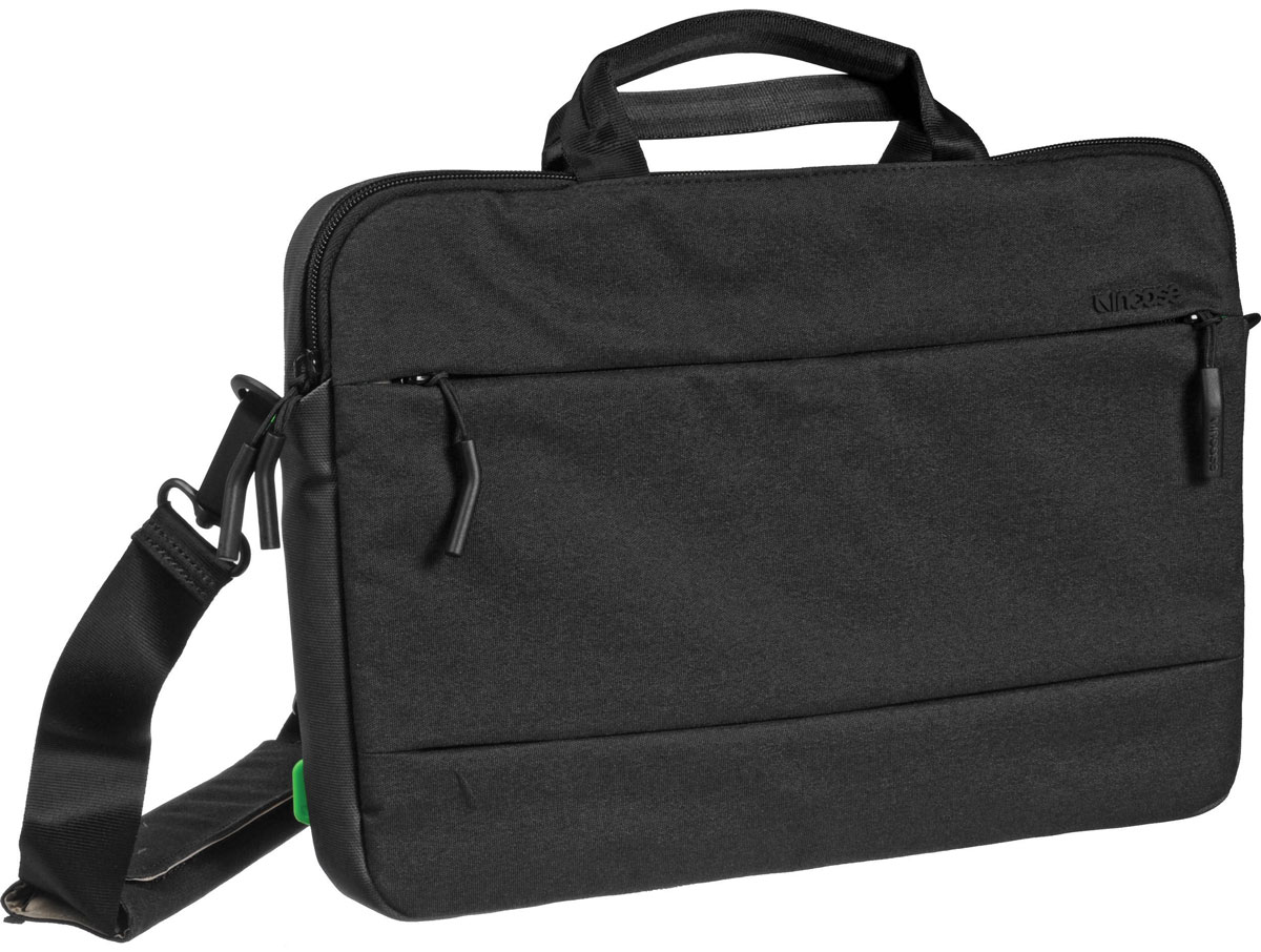 Incase City Collection Brief, Black сумка для ноутбука 13